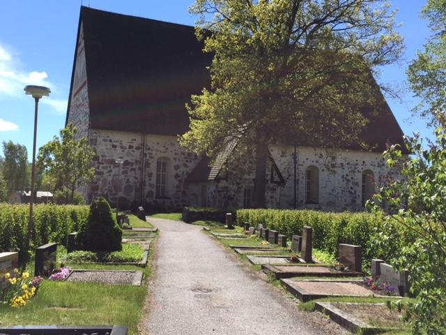 Ingå gravgård